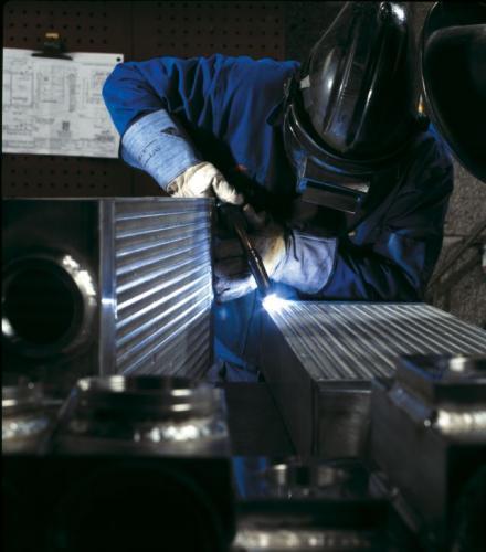 Spawanie aluminium - auto naprawa Robert Mrówczyński